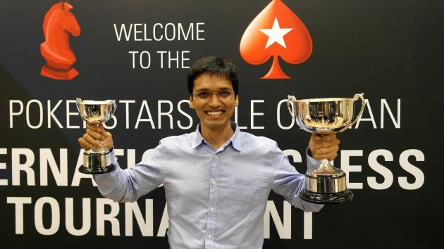 Harikrishna Wins On Tibreaks At Isle Of Man