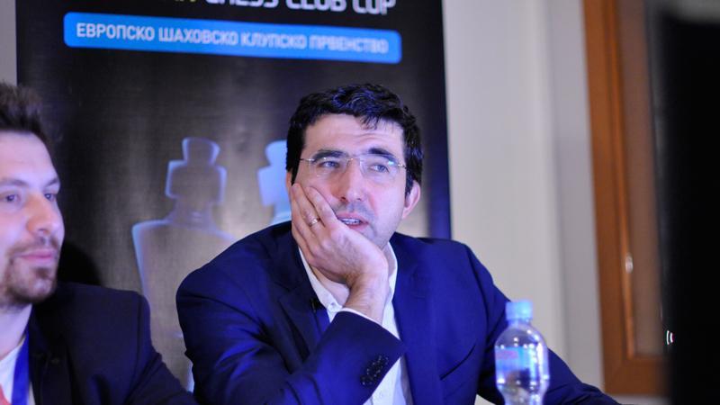 Kramnik Beats Topalov In Siberia-SOCAR Clash