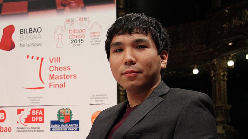 Wesley So Leads In Bilbao After Brilliant KID Game