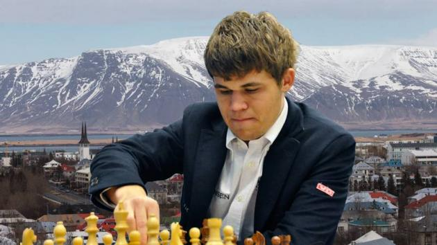 Magnus Carlsen To Lead Norway At European Team Championship