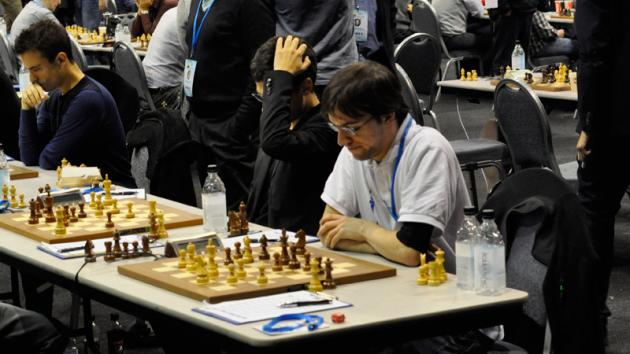 Mourning French Team Beats Armenia As ETCC Takes Off