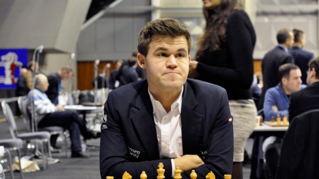 European Team Championship: Carlsen Blunders, Russian Teams Lead