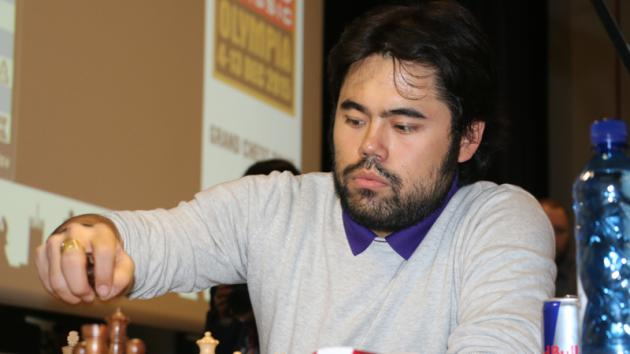 Nakamura Beats Anand In London, Again
