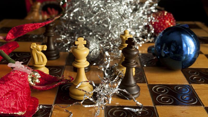Open Tournaments Around Christmas And New Year