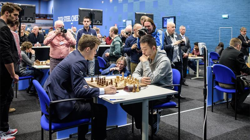 Caruana Moves To Clear First In Tata Steel's Round 3