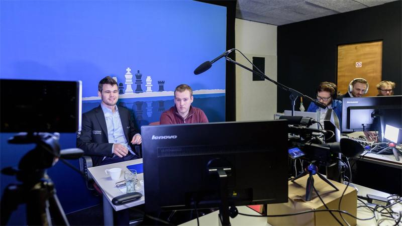 2 In A Row For Magnus Carlsen