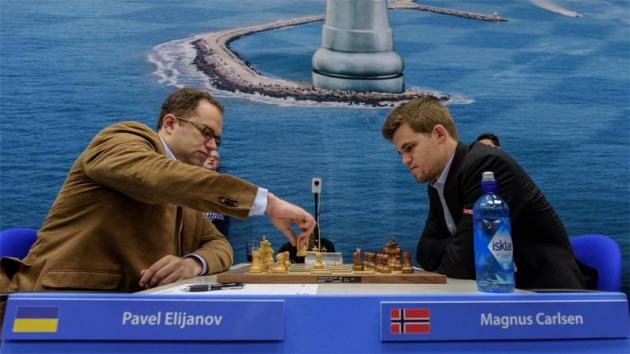 Carlsen On A Roll But Caruana Keeps The Pace