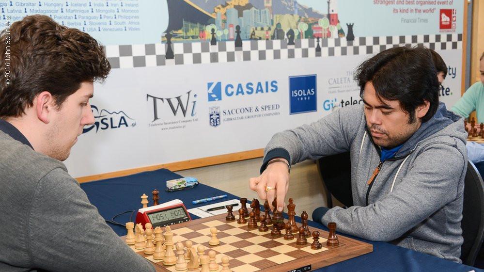 Blomqvist Upsets Li Chao In Gibraltar