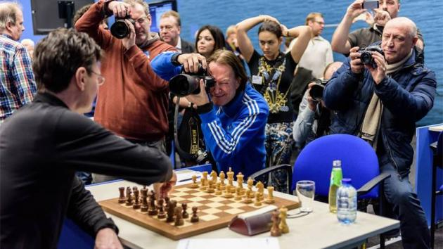 Carlsen's Lead Back To Half Point Before Final Round In Wijk Aan Zee