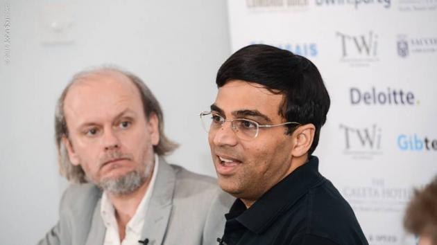 Anand Gives Wonderful Masterclass In Gibraltar But Loses Next Day