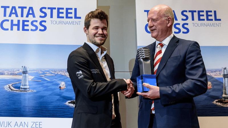 Carlsen Wins 2016 Tata Steel Masters; Adhiban 1st In Challengers