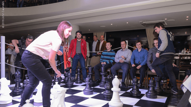 Gibraltar: Battle Of The Sexes, Another Anand Loss