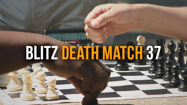 Announcing Death Match 37: Ponomariov vs Vallejo Pons