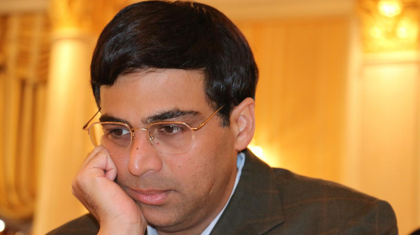 Anand Reverses Course, Streaks To Early Lead In Zurich