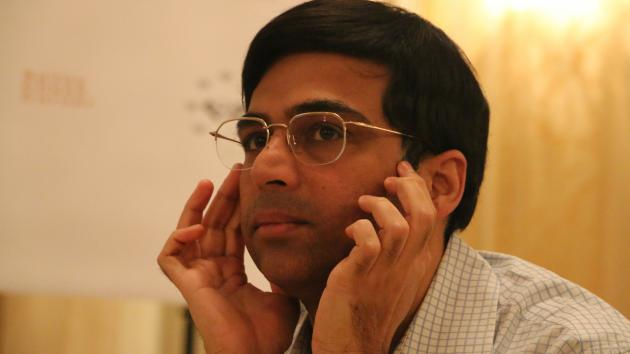 Anand Protects Lead in Zurich, Kramnik Joins Nakamura in Second