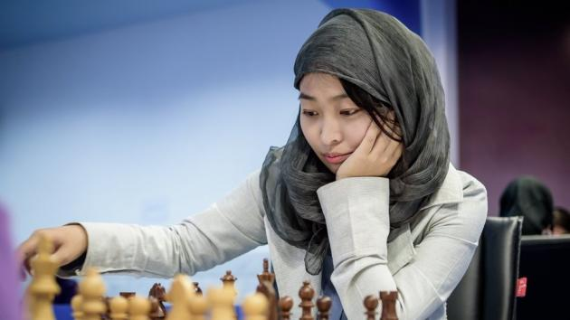 Ju Wenjun Wins Tehran FIDE Women's Grand Prix