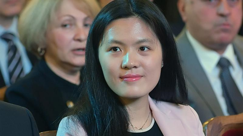 Hou Yifan Takes Lead In Game 2 World Championship