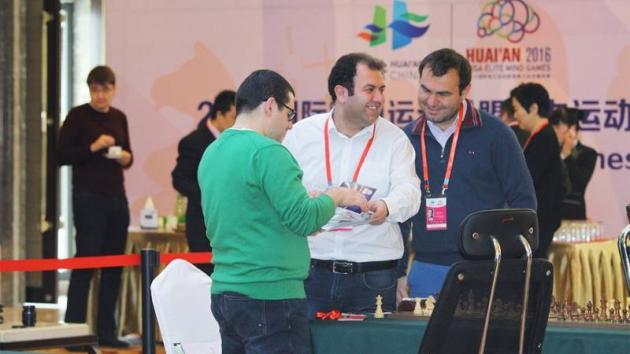 IMSA Elite Mind Games: Speed Chess In China