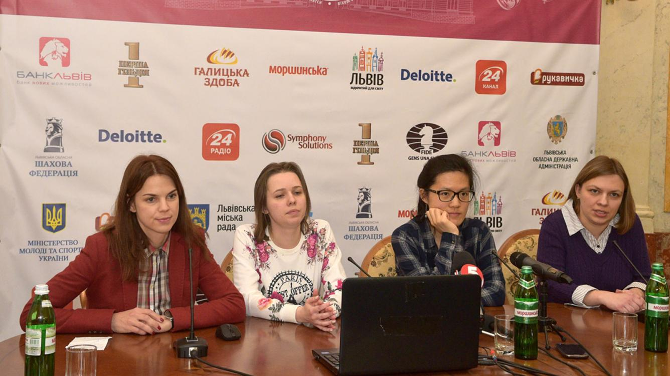 Hou Yifan Maintains Lead Vs Muzychuk With Two Draws