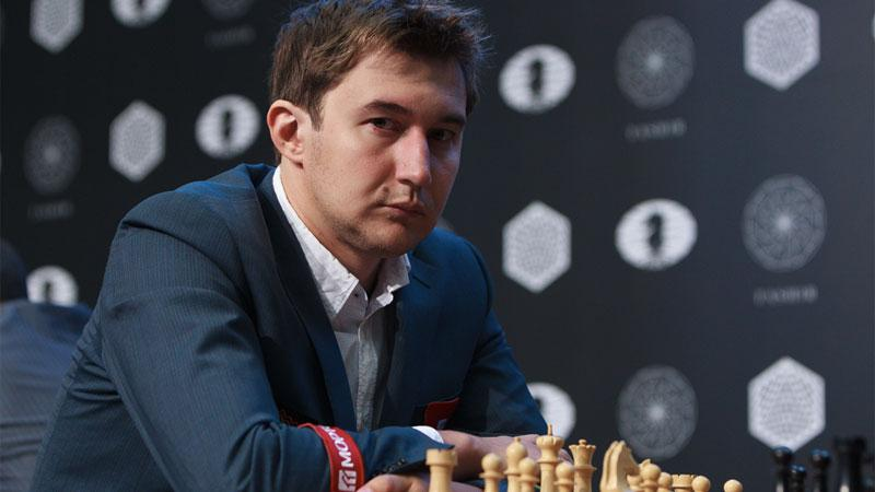 Karjakin Beats Anand, Moves To Clear First At Candidates'
