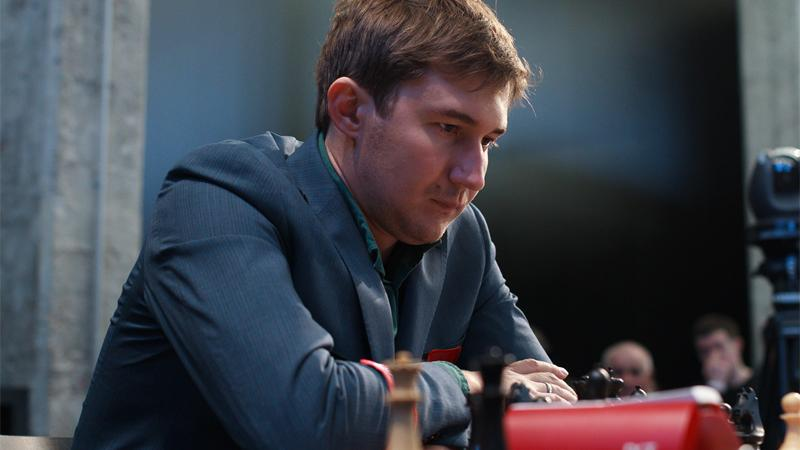 Four Draws In Moscow; Karjakin Maintains Lead