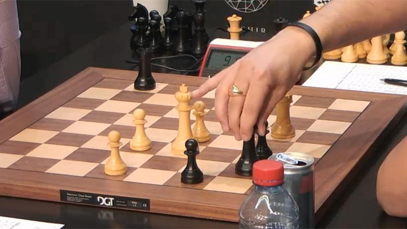Aronian Joins Karjakin As Nakamura Touches King
