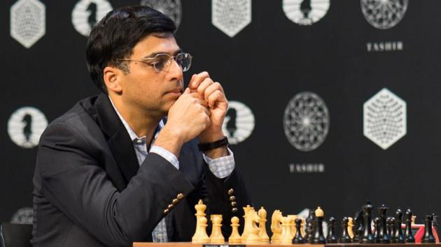 Anand Beats Aronian, Catches Karjakin In Moscow Leaderboard