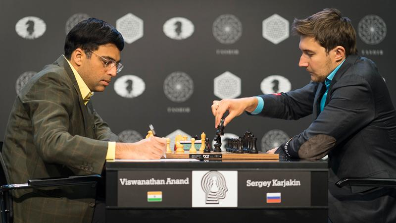 Anand Back At Top After Grinding Down Karjakin