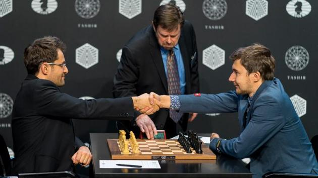 Nakamura Beats Topalov, Final Round Candidates' To Decide Everything
