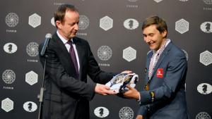 Karjakin Wins Candidates' 1st Prize And A BMW (Not)'s Thumbnail
