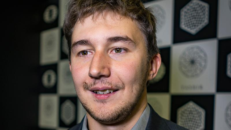 Karjakin Cancels Norway Chess Participation
