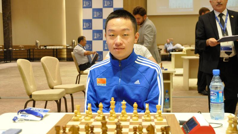 Wei Yi Plays Another King Hunt Game But Drops Below 2700