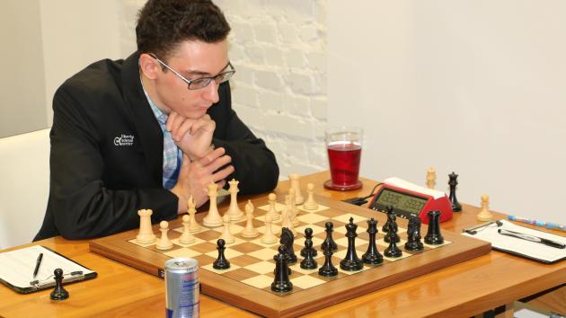 Caruana Beats Nakamura, Gets Closer To 'Unplayable'
