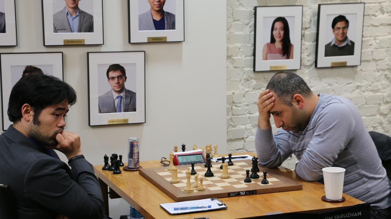 Princes Of The American Revolution: Caruana And So Tied Again, Robson Lurking