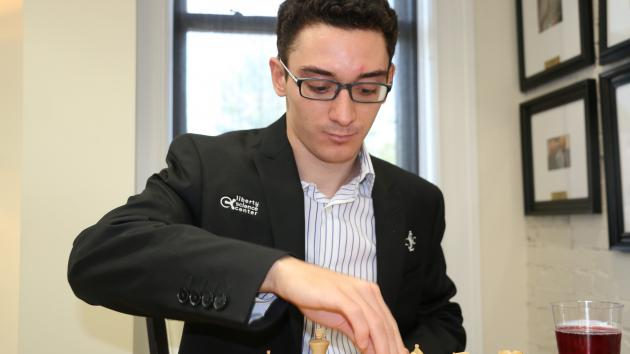 Caruana's Championship Mission: Beat The Junior