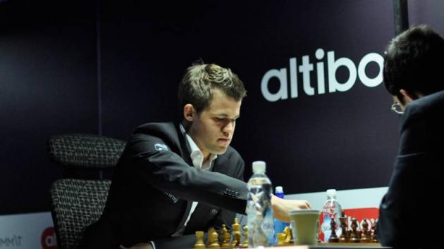 Norway Chess R7: Carlsen Crushes Kramnik