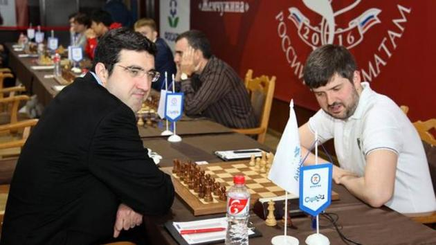 Star-Studded Russian League Under Way, Kramnik Back To World #2