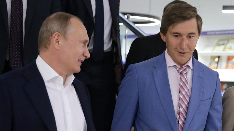 """St. Petersburg Wins Russian Championship In Sochi Where Putin Opens """"Sirius"""""""
