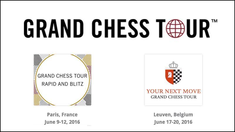 Magnus Carlsen Top Seed In Paris, Leuven