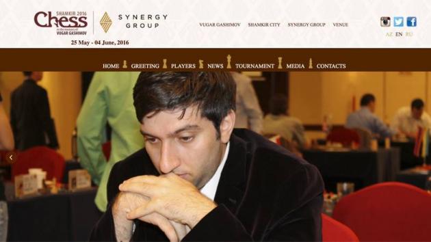 3rd Gashimov Memorial Starts Thursday