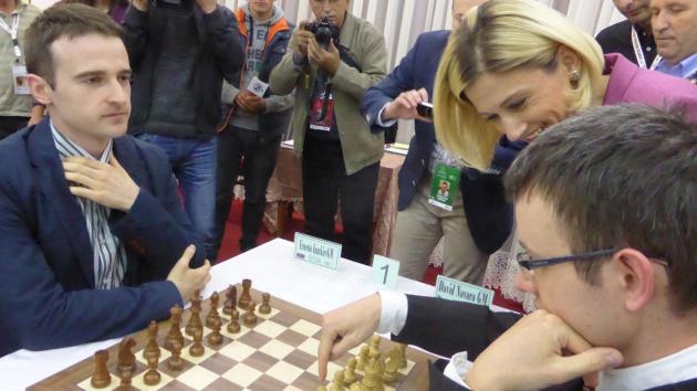 Inarkiev Breaks Through in Gjakova: EICC Rounds 7 & 8