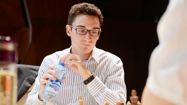 Caruana Takes Clear Lead In Shamkir