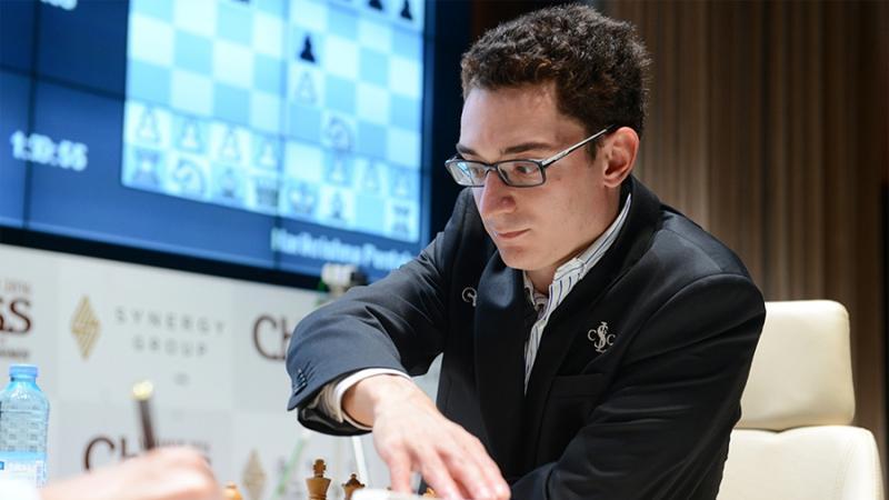 Caruana On A Rampage, Giri Keeps Winning Too