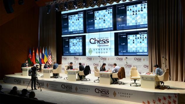 Eljanov, Mamedyarov Winners In Shamkir; Caruana Misses Win