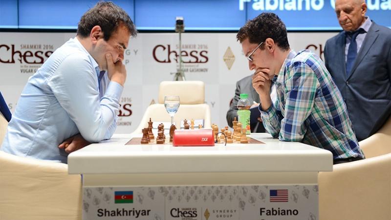 Mamedyarov Wins 3rd Gashimov Memorial, Beats Caruana In Playoff