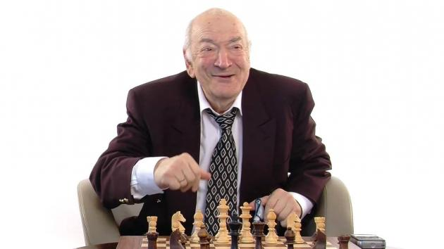 Viktor Korchnoi, 1931-2016