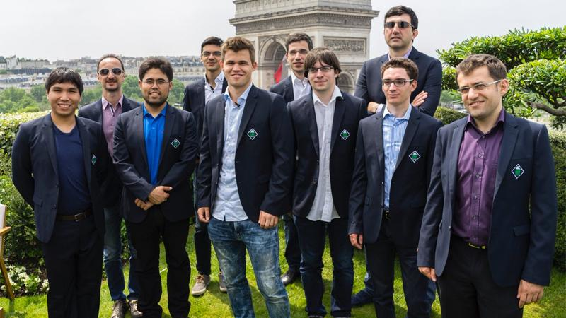 Top GMs Join Amateurs As 2016 Grand Chess Tour Takes Off