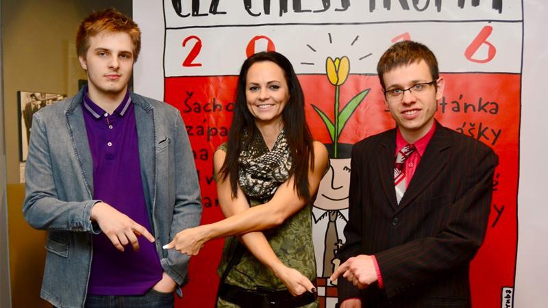 Rapport Beats Navara 2.5-1.5 In CEZ Chess Trophy Match
