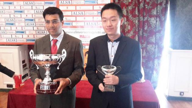 Anand Wins Leon, Beats Wei Yi In Final