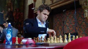 Carlsen Perfect On Day 2, Wins Leuven Rapid's Thumbnail